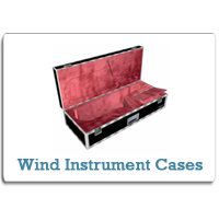 Anvil Wind Instrument Cases from Cases2Go
