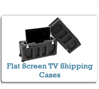 Flat Screen TV Shipping Cases from Cases2Go
