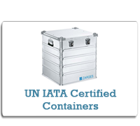 UN IATA Certified Containers from Cases2Go