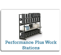 Kendall Howard Performance Plus Work Stations from Cases2Go