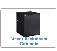 Kendall Howard Linear Rackmount Cabinets from Cases2Go
