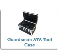 Platt Cases Guardsman ATA Tool Cases from Cases2Go