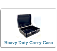Platt Cases Heavy Duty Carry Case from Cases2Go