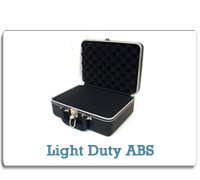 Platt Cases Light Duty ABS from Cases2Go