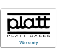 Platt Cases Warranty from Cases2Go