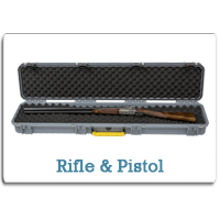 SKB Pistol and Rifle Cases from Cases2Go