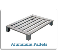 ZARGES Aluminum Cases Aluminum Pallets from Cases2Go