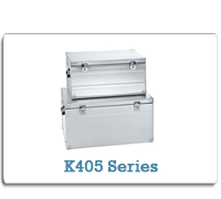 ZARGES Aluminum Cases K405 Series from Cases2Go