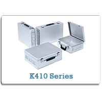 ZARGES Aluminum Cases K410 Series from Cases2Go