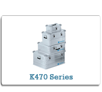ZARGES Aluminum Cases K470 Series from Cases2Go