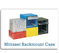 ZARGES Aluminum Cases Mitraset Rackmount Cases from Cases2Go