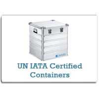 ZARGES Aluminum Cases UN IATA Certified Containers from Cases2Go