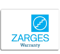 ZARGES Aluminum Cases ZARGES Warranty from Cases2Go