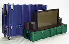 Cases2Go Plasma, LED and LCD Shipping Cases