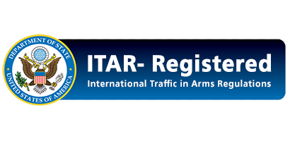 Cases2Go is an ITAR registered company