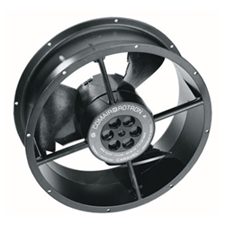 "Middle Atlantic 10"" Fan 550 CFM from Cases2Go"