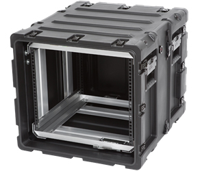 "3RR-11U20-22B | SKB 11U Removable 20"" Shock Rack skb cases, shipping cases, rackmount cases, 11u shock rack, rack mount case, rack cases, removable rack, shockmount rack, shockproof case, 3rr-11u20-22b"