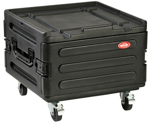 1SKB-R1906 | SKB Rotomolded Rack Expansion Case w/wheels skb, cases, wheeled, expansion, rack, rotomolded plastic, cases2go
