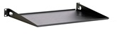 "LDRS1U12 1U 12"" Light Duty Rack Shelf - ISO From Cases2Go"