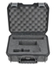 3i-1209-SP Waterproof Pistol Case by SKB from Cases2Go - Open Center empty