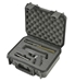 3i-1209-SP Waterproof Pistol Case by SKB from Cases2Go - Open Left