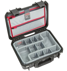 SKB 3i-1510-4DL case from cases2go - Open right
