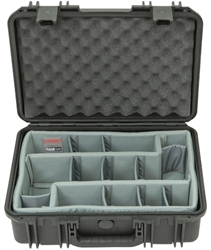 3i-1711-6DT | SKB iSeries Case w/Think Tank Designed Dividers skb, cases, photo, dividers, camera, ata, molded plastic, cases2go, iseries, think tank