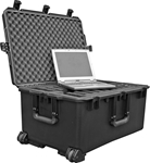 Shipping Case for (6) Laptops