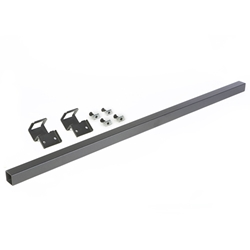 "Performance 48"" Accessory Bar  server racks, server rack accessories, kendall howard, server rack accessory kit, server accessory bar kit, server rack accessory bar kit, Performance 48"" Accessory Bar, 5200-3-500-48"