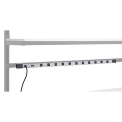 "48"" Power Strip server racks, server rack accessories, kendall howard, wholesale power strips, 48"" power supply, 48"" power strip, Performance 48"" Power Strip , 1918-3-004-F"