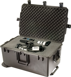 Pelican iM2975 Airtight Watertight Carry Case with Foam Filled Interior - Black