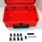 SKB Cases - Panel Mount Clip Kit 3i-PMCK