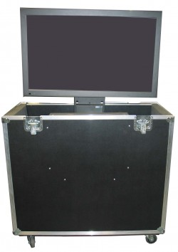 Calzone Monitor Travel Case